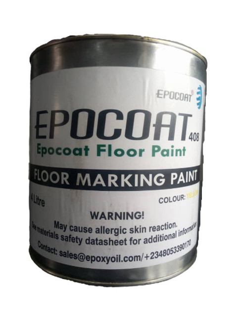 Floor Marking Paint EPOCOAT 408