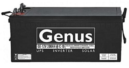 Inverter Battery 200Ah/12V Genus