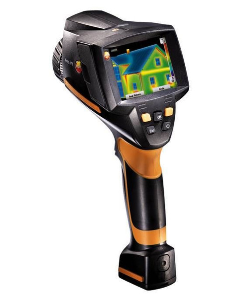 Infrared camera with SuperResolution testo 875-1i  2
