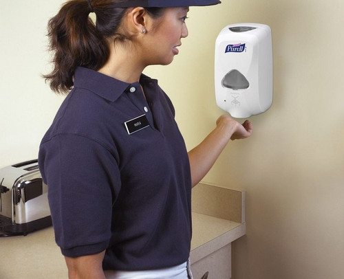 Hand Sanitizer Dispenser Purell