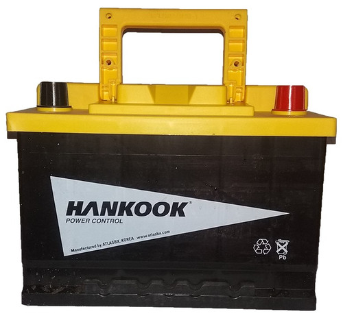 Car Battery 150AH 12V Hankook