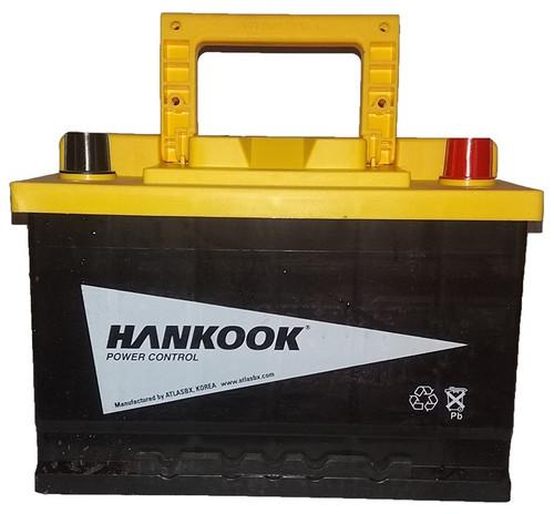 Car Battery 150AH 12V Hankook