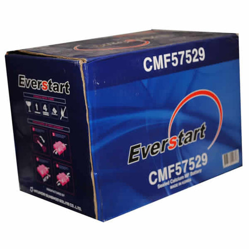 Car Battery 12V 120Ah Everstart