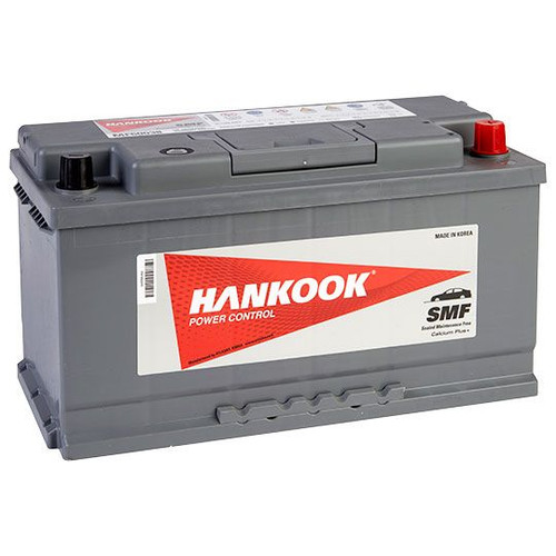 Car Battery 100AH/12V Hankook
