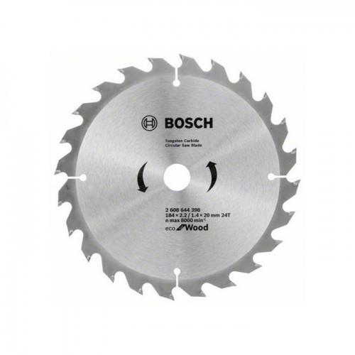 Bosch Professional ECO line Wood H 184x2.2x20, 24T