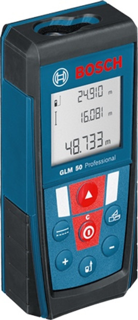 Bosch GLM 50 laser distance measure