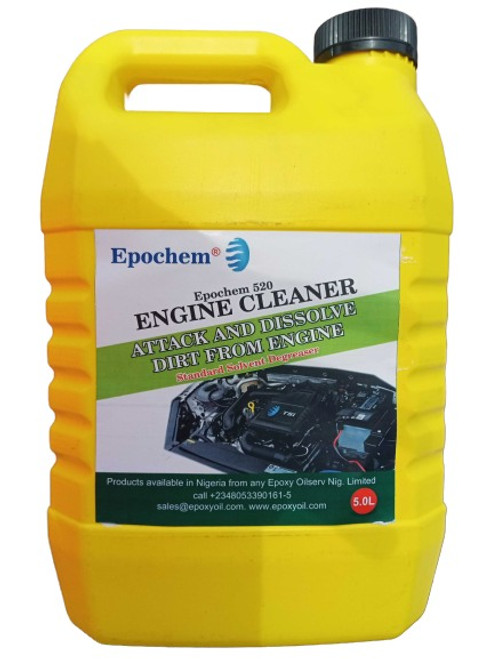 Engine Cleaner Epochem 520 Engine Degreaser 5 liters