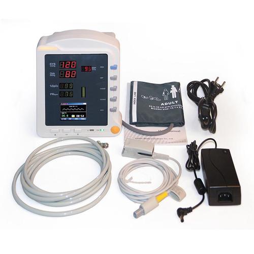CMS5100 Patient Monitor NIBP,SPO2,PR Contec