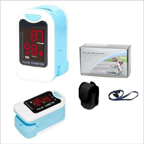 CMS50M Pulse Oximeter Fingertip blood oxygen saturation CONTEC 2