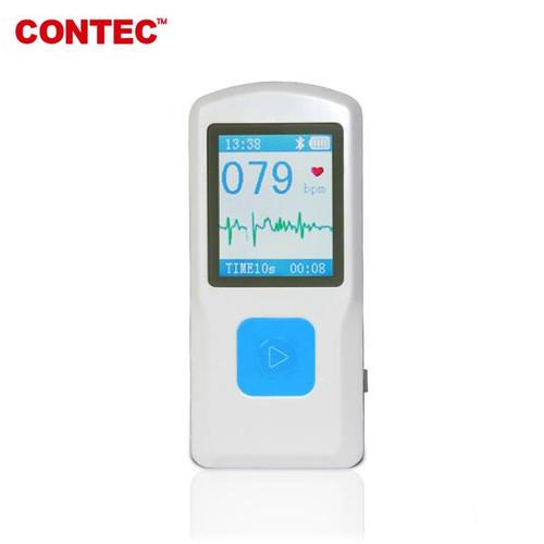 Cloud Bluetooth Handheld ECG/EKG PM10 Heart/Cardiac Monitor CONTEC