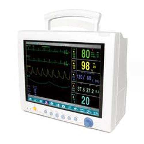CMS7000 Plus Vital Signs ICU CCU Patient Monitor 6-Parameter,Touch Screen CONTEC
