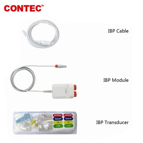 Blood Pressure Module IBP Cable Sensor for Patient Monitor CONTEC