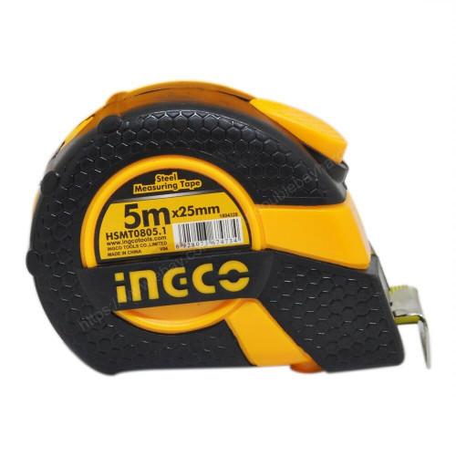 Steel measuring tape Ingco - (HSMTO805)