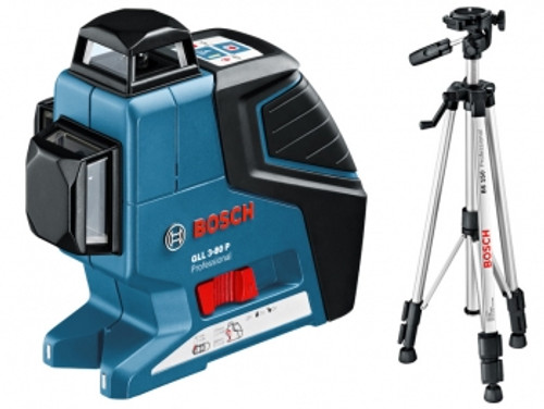 Buy Bosch Cross laser GLL 3-80 P + BS 150 Professional online at GZ Industrial Supplies Nigeria