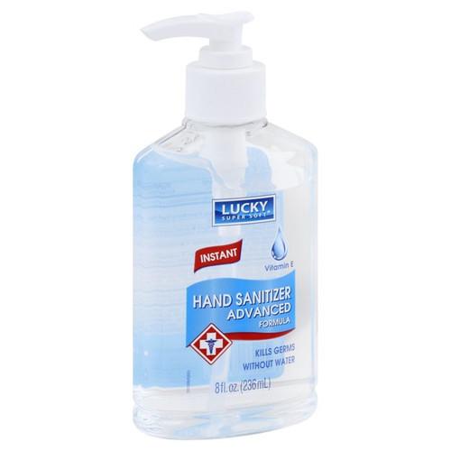 Lucky Super Soft Hand Sanitizer