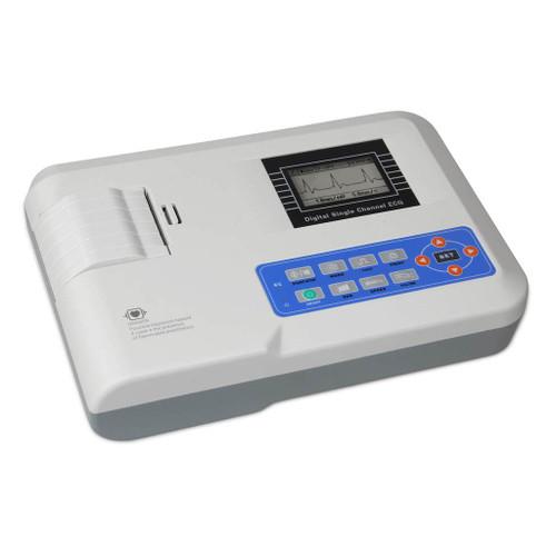 CONTEC  ECG100G Digital One Channel 12 lead ECG EKG Machine Electrocardiograph