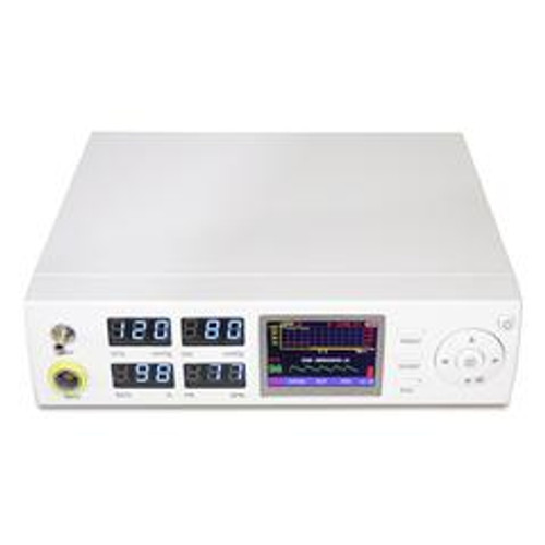 CONTEC CMS5000 ICU Patient Monitor SPO2 NIBP Pulse Rate Heart Rate Vital Signs Monitor