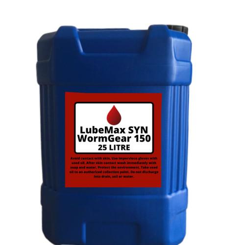 LubeMax SYN WormGear 150 25L