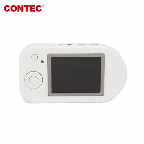 CONTEC CMS-VESD Digital Visual Electronic Stethoscope ECG SPO2 PR, Alarm+pc software
