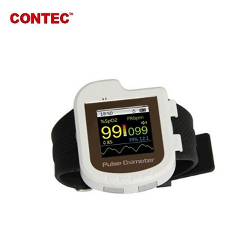 OLED  Pulse Oximeter spo2 Pulse rate PI oxygen adult CMS50I  CONTEC