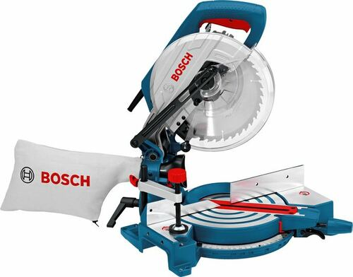 Bosch GCM 10 J professional mitre saw. The most important data Saw blade diameter 254 mm Mitre setting 47 ° L / 47 ° R Incline setting 47 ° L / 2 ° R