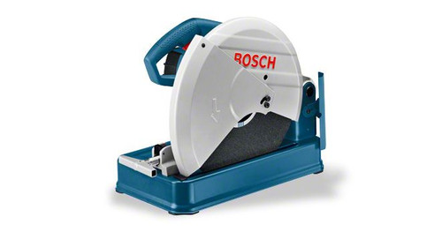 Bosch GCO 200 professional metal cut off grinder The most important data Cutting disc diameter 	355 mm Cutting disc bore 	25,4 mm No-load speed 	3.500 rpm