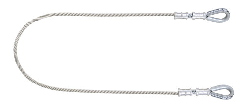 Anchorage S.S Wire Rope Sling PN 814 Karam