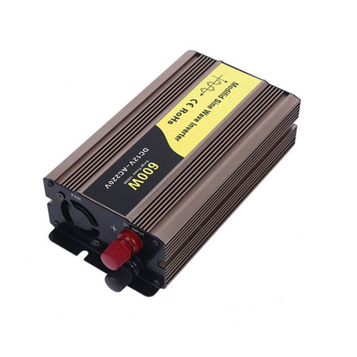Power Inverter 600W 12v to 110v/220v ATO