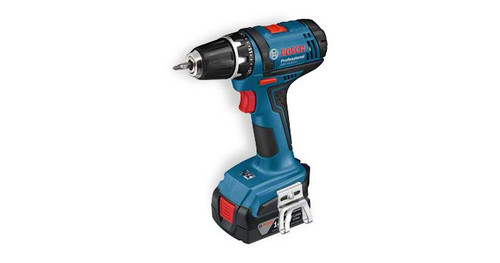 Bosch GSR 14,4-2-LI Professional cordless drill/driver The most important data Battery voltage 	14,4 V Max. screw diameter 	7 mm Max. torque (hard/soft) 	34 / 16 Nm