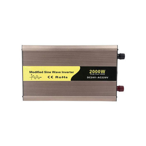 Power Inverter 2000W 24v to 110v/220v ATO