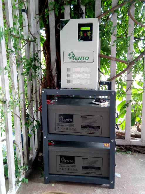Lento Inverter 7.5KVA/96V Pure Sine Wave Inverter