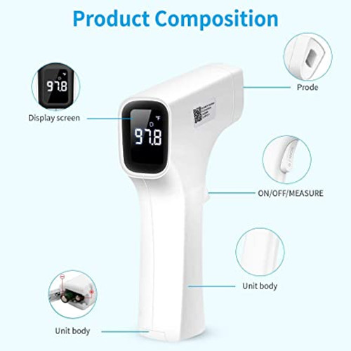 Non-Contact Infrared Thermometer BBLove