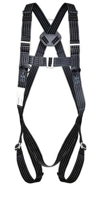 Black Spark Antistatic Full Body Harness Karam (PSS-KAFSB-00021)