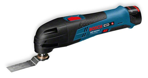 Bosch GOP 10,8 V-LI Professional cordless multi cutter