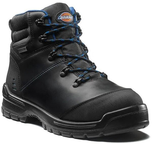 Cameron Safety Boot Dickies Black