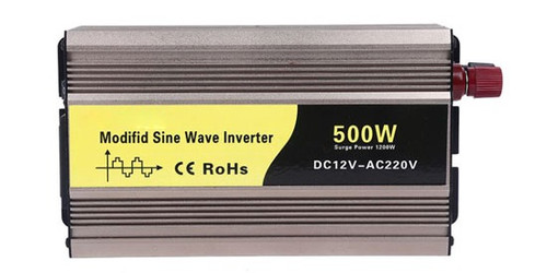 Power Inverter 500W 12v to 120v-220v ATO
