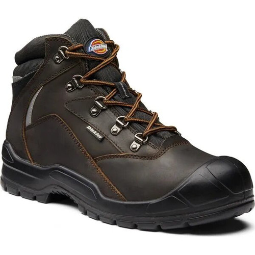 Safety Boot Davant II Brown Dickies