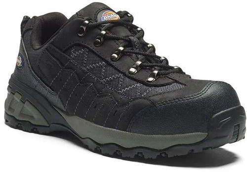Safety Trainer Gironde Black Dickies