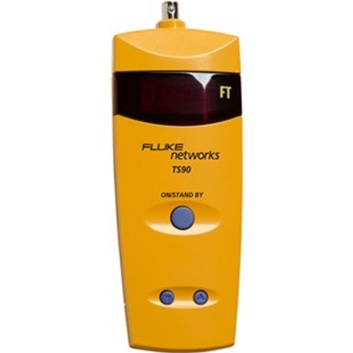 Cable Fault Finder With Bnc To Alligator Clips  Fluke Ts 90 Fluke