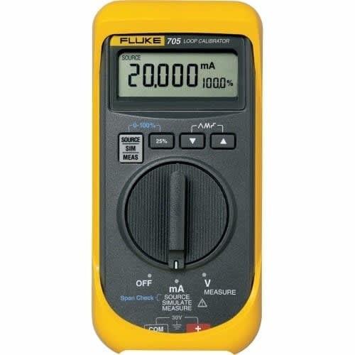 Loop Calibrator 705 Fluke