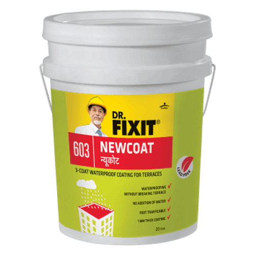 Dr. Fixit 603 Newcoat