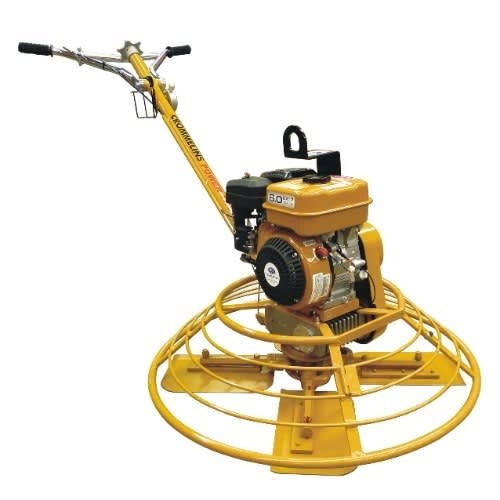Power Trowel With Robin Ey20 Engine and 5hp Power Icom