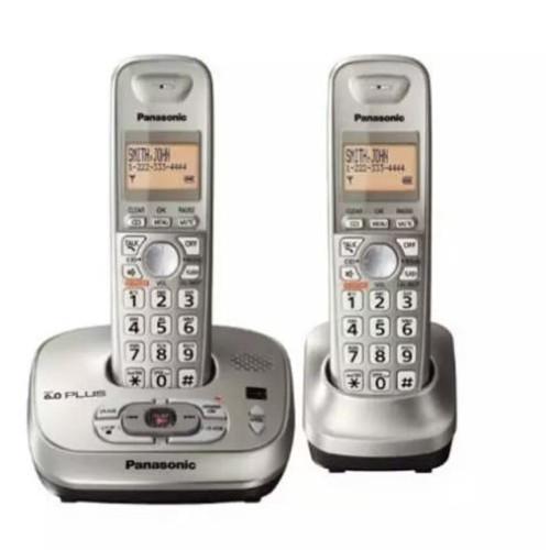 Plus Digital Cordless Phone Kx-tg4021n Dect 6.0 Panasonic