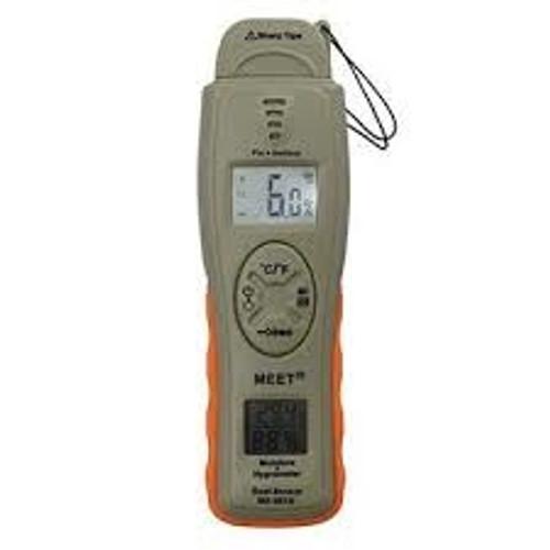 Moisture Thermo-hygrometer Hellog