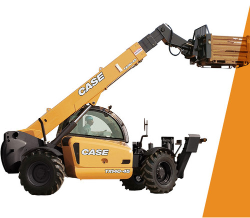 CASE TELESCOPIC HANDLER