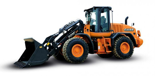 CASE WHEEL LOADER 721F
