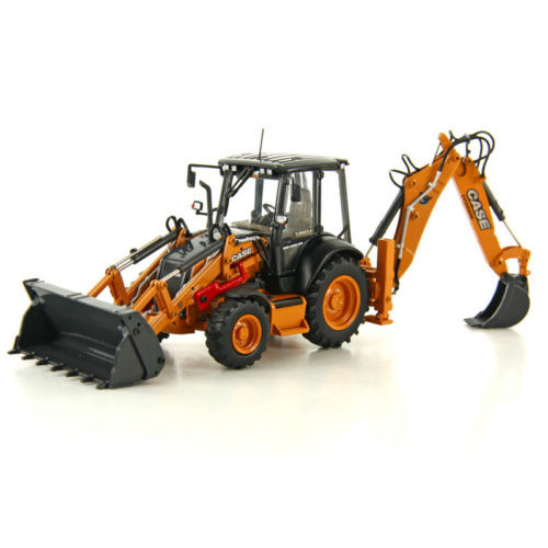 CASE BACKHOE LOADER 580T