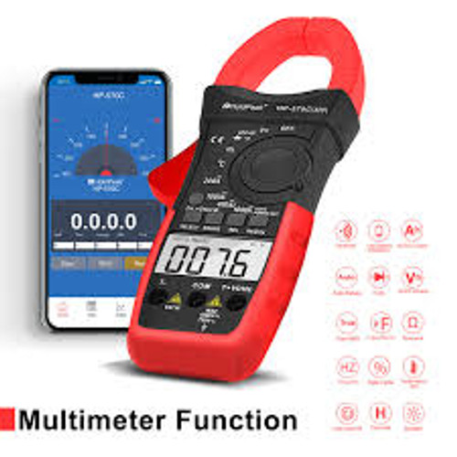 Digital clamp meter HP-570C-APP