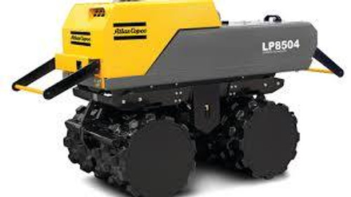 ATLAS COPCO TRENCH COMPACTOR LP8504 REMOTE