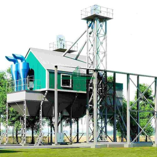 Grain Cleaning Complex ZAV-40 Voronezh Agromash